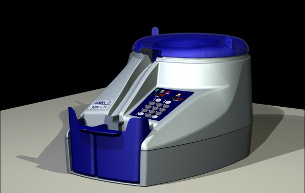 Pill Counter and Dispenser