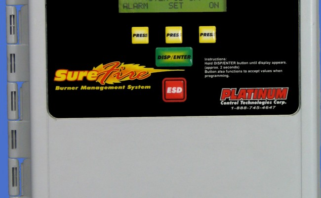 Surefire Burner Management System