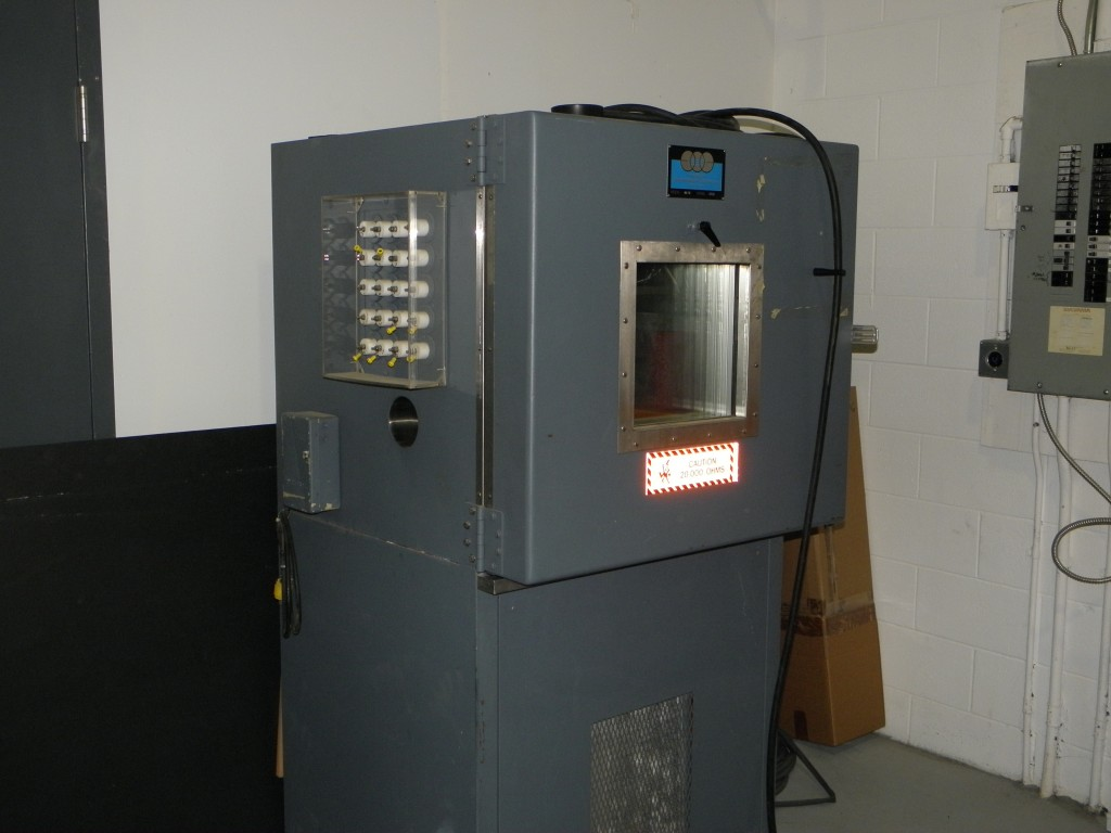 Temperature and Humidity Control Chamber