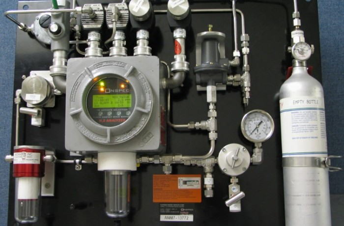 Onspec Process H2S Analyzer