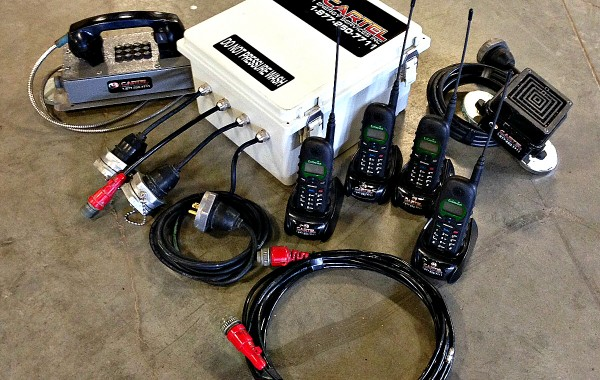 Rig Comm™ Communication System