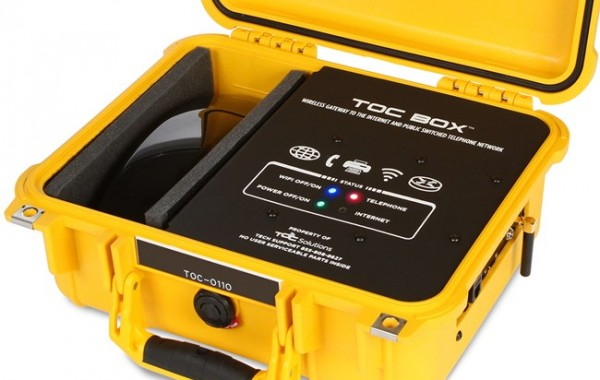 TocBox™ Integrated Site Communication System